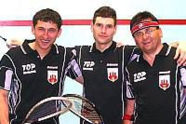 Racketloniści TOP udanie zagrali w Grand Prix Szkocji