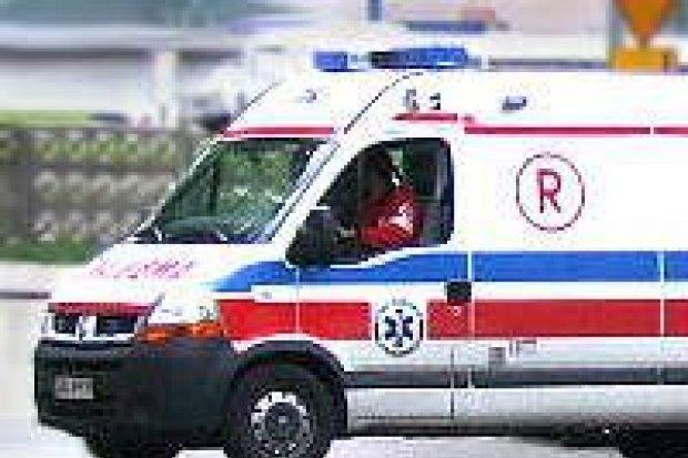 Bus potrącił 18-latkę na Chrobrego