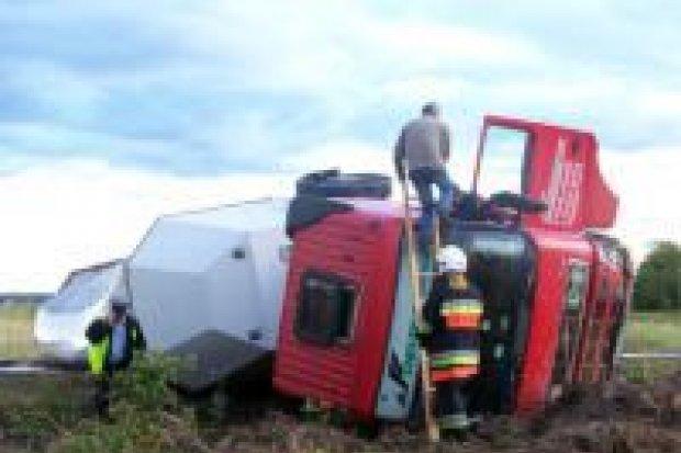 Do pięciu wypadków doszło w sobotę