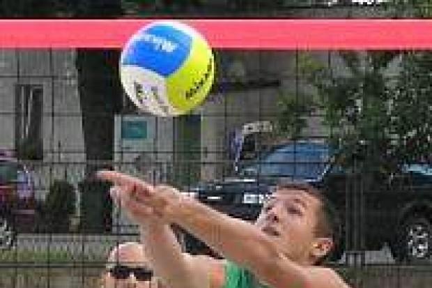 Odbył się I Turniej Siatkówki Plażowej