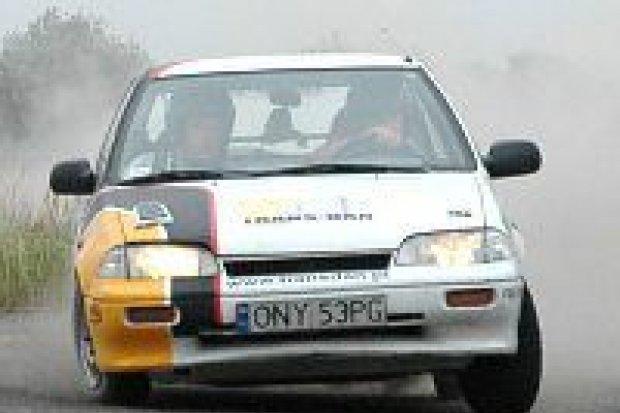 Kierowcy ścigali się w rajdzie Auto Miran