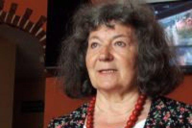 Z bolesławianami spotkała się pisarka Maryla Hempowicz