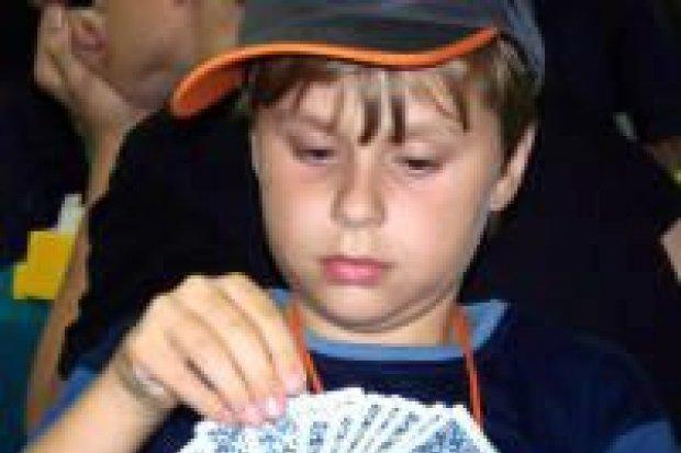 11-letni Rafał Molenda jest zwycięzcą BOOM 2007