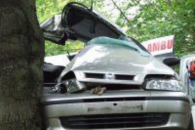 Mężczyzna zginął w wypadku koło Osiecznicy
