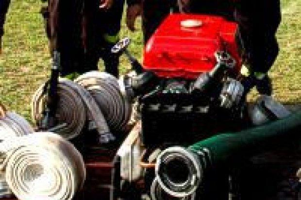Zawody strażackie odbyły w Ocicach