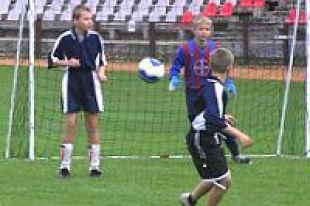 Rozegrano piłkarskie mistrzostwa szkół podstawowych