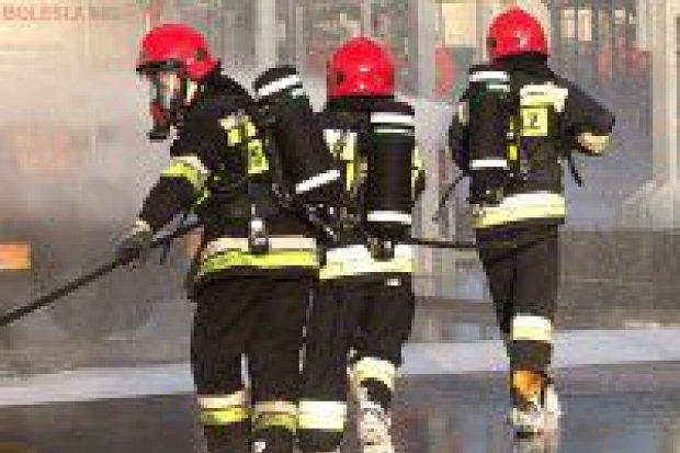 """Strażackie ćwiczenia odbyły się w bazie """"Orlenu"""""""