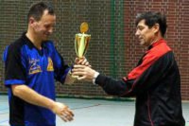 Turniej siatkarski rozegrano w Gromadce
