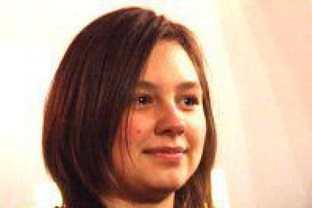 Martyna Woźnica prezentuje swoje prace w MDK