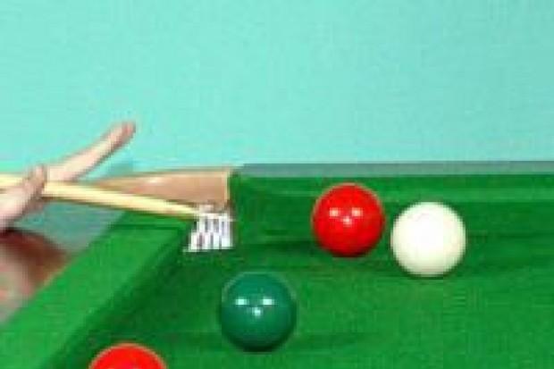 Klub snookera powstaje w Gromadce