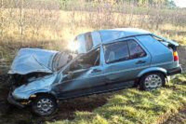 Do dwóch wypadków doszło w weekend