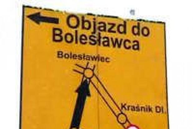 Most między Kraśnikiem a Krzyżową został zamknięty