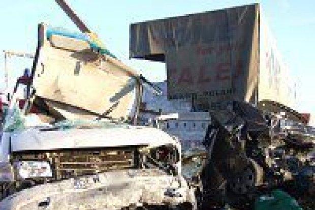 Do tragicznego wypadku doszło na drodze A18