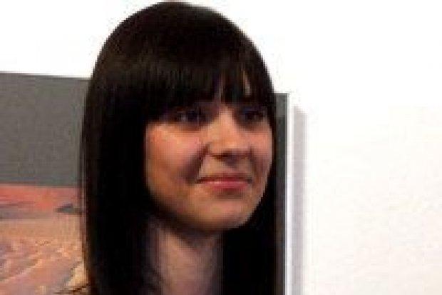 Spotkanie z Katarzyną Maczel odbyło się w Muzeum Ceramiki
