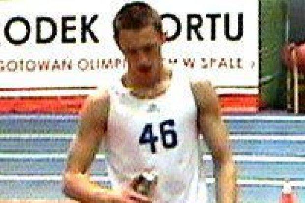 Jacek Nabożny pobił rekord Polski w siedmioboju