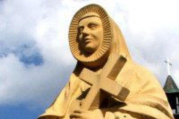Św. Maria de Mattias pięć lat patronuje miastu