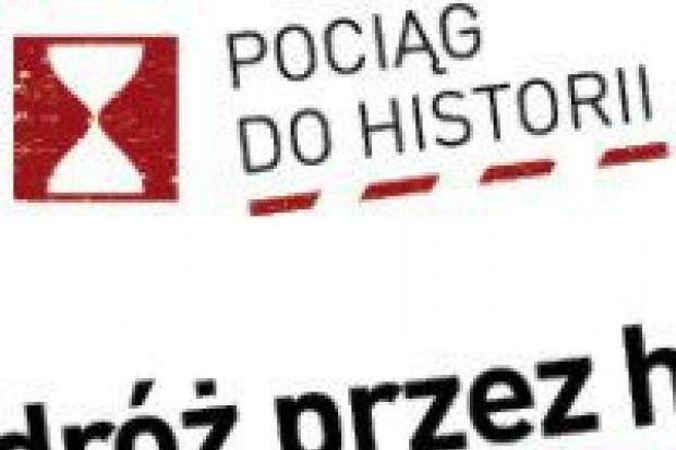 """Wystawa """"Pociąg do historii"""" będzie gościć w Bolesławcu"""