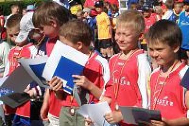 UKS Kusy-Starbol wystąpił w mistrzostwach piłkarskich w Bautzen