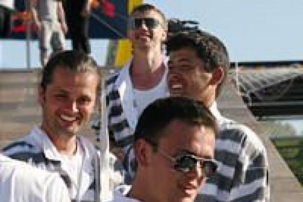Bolesławianie wygrali konkurs lotów Red Bull