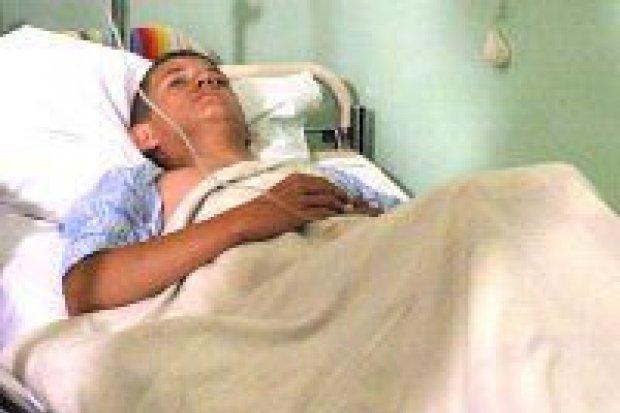 16-latek raniony po eksplozji pocisku