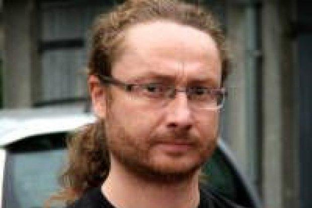 Mariusz Durynek wygrał wyścig motocyklowy