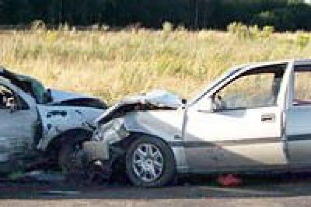 Jedna osoba ranna w wypadku między Brzeźnikiem a Zabłociem