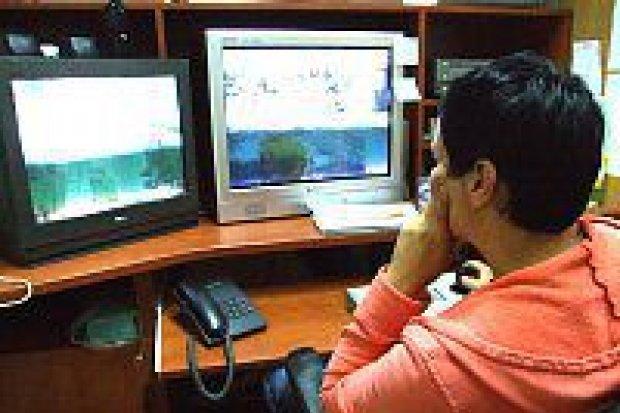 Kamery monitorują miasto