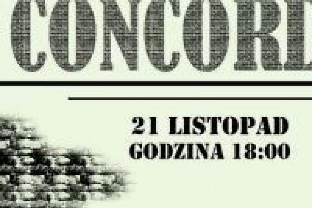 Concordia zaprasza na dwa spektakle i występ kabaretowy
