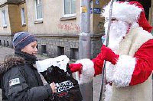 Mikołaj odwiedził Bolesławiec
