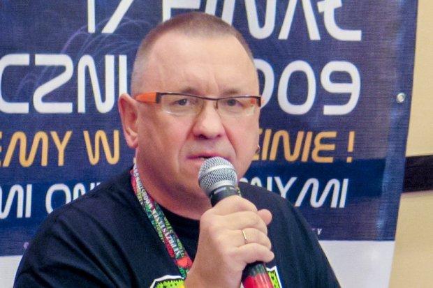 Jerzy Owsiak zrezygnował z szefowania WOŚP