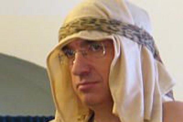 WOŚP 2009: Piotr Roman jako św. Józef