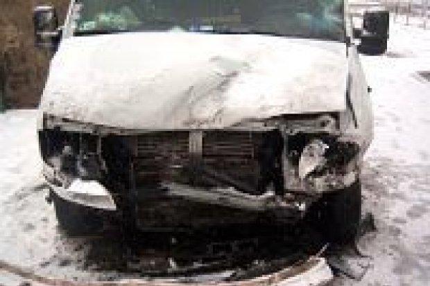 Cztery osoby ranne w wypadku w Parzycach