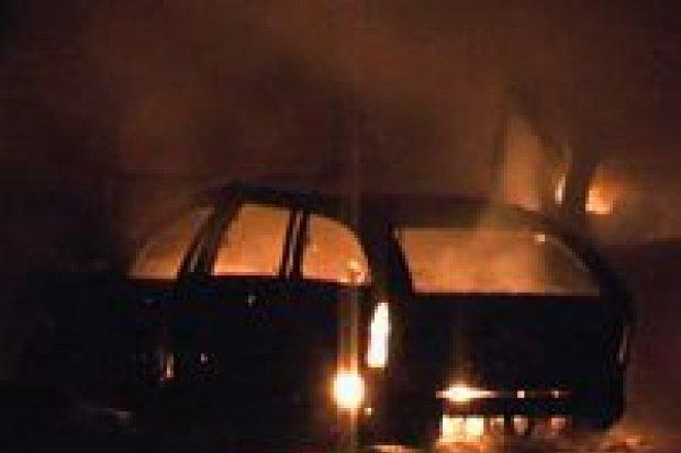 Tragedia na autostradzie, cztery osoby spłonęły