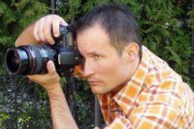 Krzysztof Łukasiewicz: portrecista i fotografik