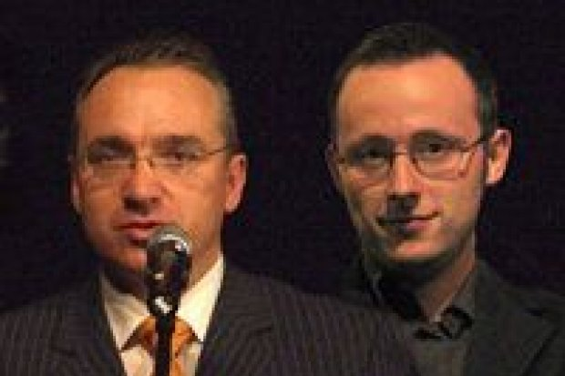 Prima aprilis: Piotr Roman powołuje nowego rzecznika