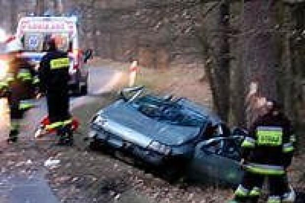 Trzy osoby ranne w wypadku w Tomisławiu