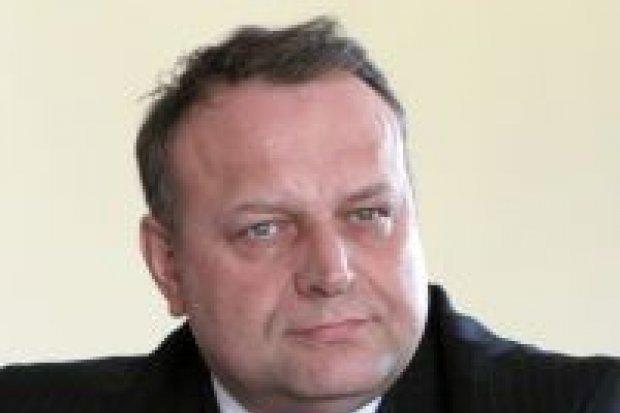 Wiceminister pracy Jarosław Duda gościł w Bolesławcu