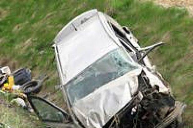 Kolejny wypadek na obwodnicy: dwie osoby ranne
