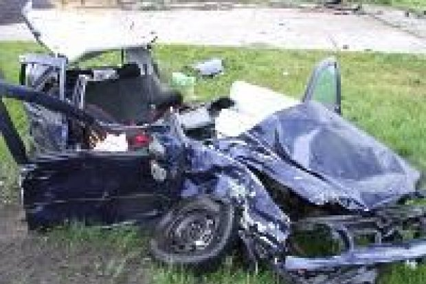 Trzy osoby ranne w wypadku koło Zebrzydowej