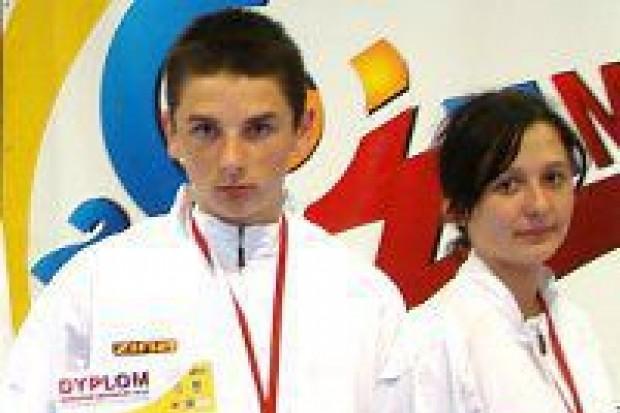 UKS Ilyo: dwoje bolesławian na podium w Mistrzostwach Polski
