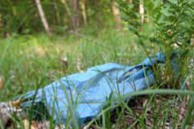 Bolesławianie wywożą śmieci do lasu