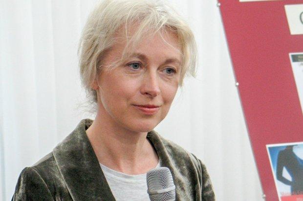 Manuela Gretkowska w Bolesławcu