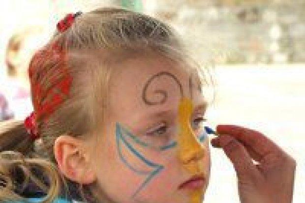 Dzieci bawiły się na festiwalu twórczości