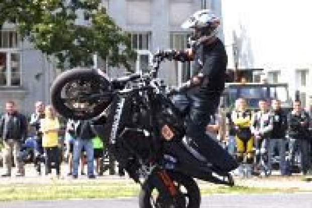 Bolce zapraszają na imprezę motocyklową