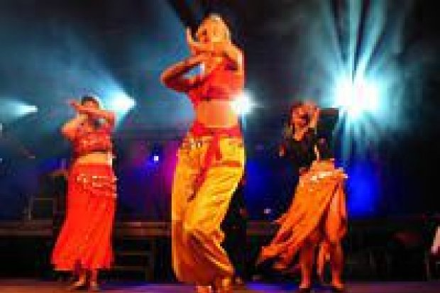 Drugi Festiwal Tańca Orientalnego i Flamenco