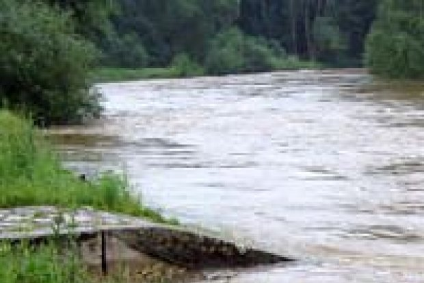 49-latek utonął w Bobrze