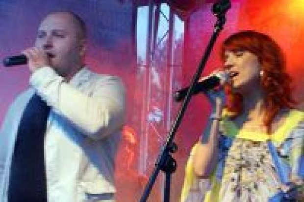 Grupy Poparazzi i RH+ wystąpiły w Osiecznicy