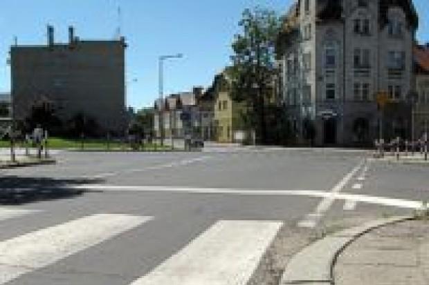 Chaos na skrzyżowaniu Kubika, Piaskowej i Garncarskiej