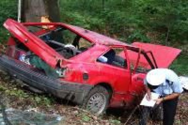 Starsza kobieta zginęła w wypadku za Osiecznicą