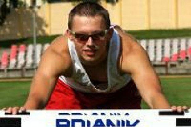 Jacek Nabożny – piąte miejsce w europejskich wielobojach
